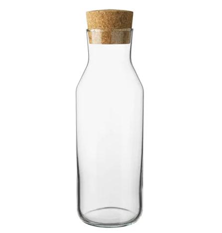 karaf 1 liter met dop